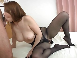 Large Japanese Ma I´d Get a kick out of To Fuck At the maximum And Fornicateed - yumi kazama