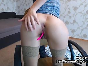 Muslim Girl Masturbating In WebCam From House