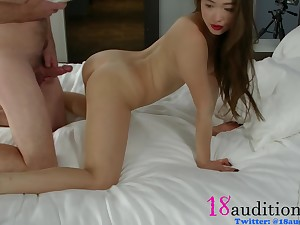 Asian Young Spoil Creampie
