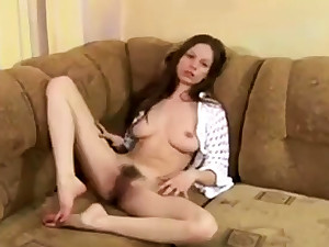Shrivelled Hairy Teen 2