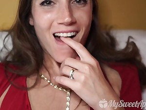 My Sweet Valentine - hard have sexual intercourse POV