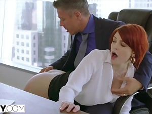 Bree Daniels' FIRST Bore Charge from Copulation Act Scene