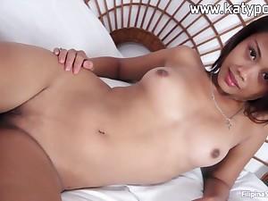 Thai hooker Laiza got creampied after hard fuck