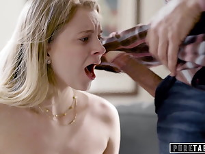 PURE TABOO Dad Manipulates Step-Daughter Into Sex